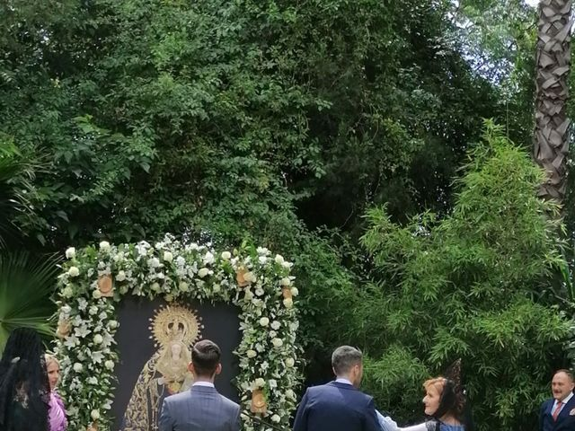 La boda de José y David en Santiponce, Sevilla 6