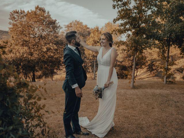 La boda de Itziar y Santi