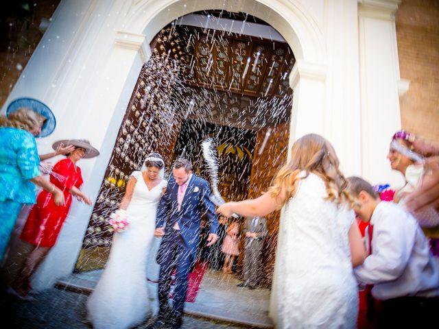La boda de Mané y Begoña en Sevilla, Sevilla 36
