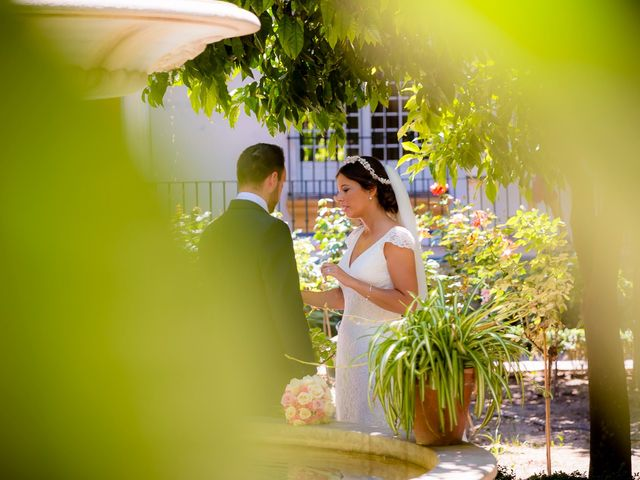 La boda de Mané y Begoña en Sevilla, Sevilla 40