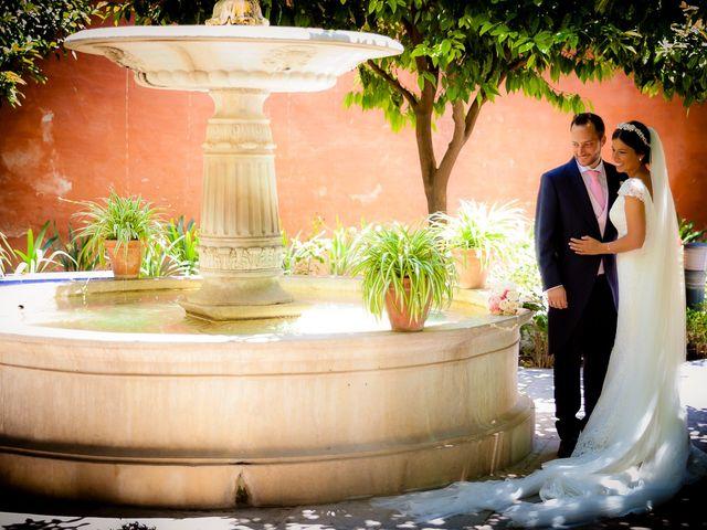 La boda de Mané y Begoña en Sevilla, Sevilla 41