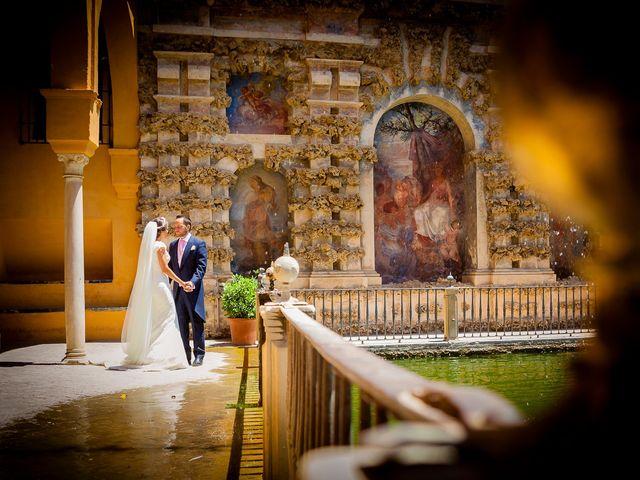La boda de Mané y Begoña en Sevilla, Sevilla 46