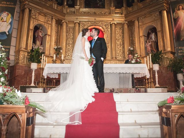 La boda de Antonio y Elena en Don Benito, Badajoz 4