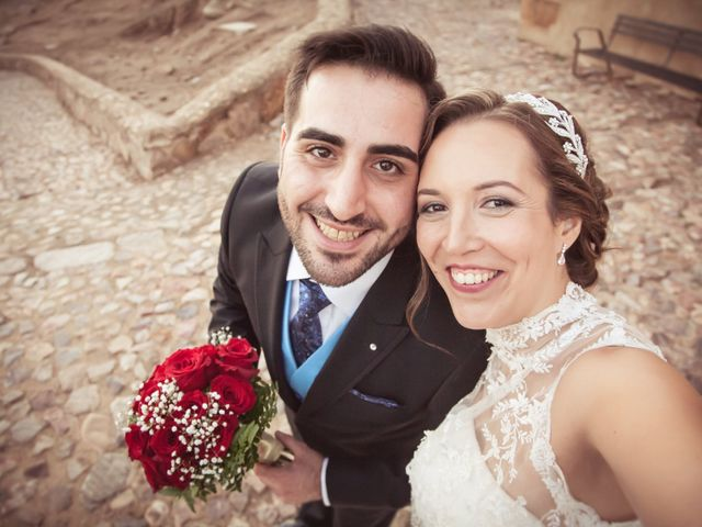 La boda de Antonio y Elena en Don Benito, Badajoz 8