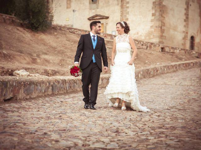 La boda de Antonio y Elena en Don Benito, Badajoz 9