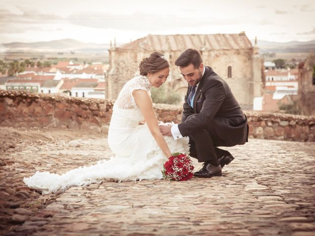 La boda de Antonio y Elena en Don Benito, Badajoz 14