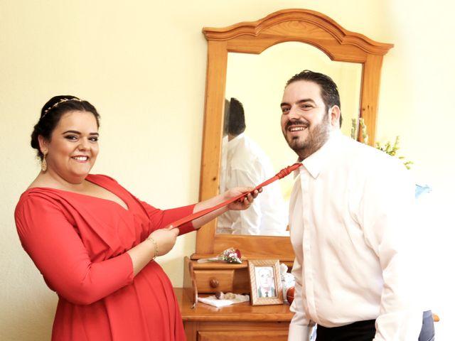 La boda de Roberto y Mercedes en Dos Hermanas, Sevilla 1