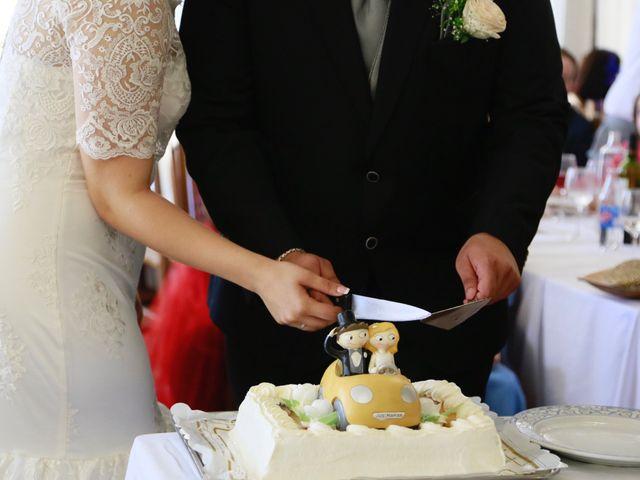 La boda de Josué y Miriam en Los Palacios Y Villafranca, Sevilla 29