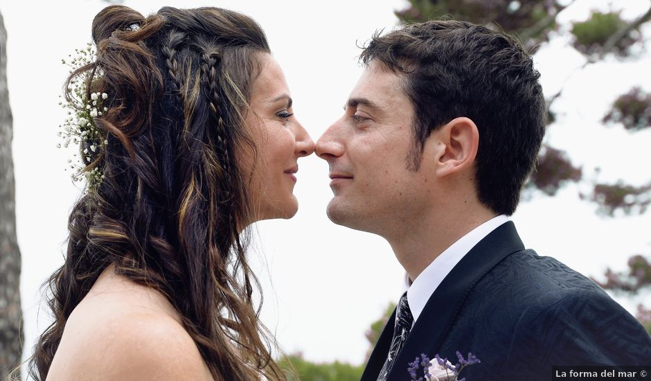 La boda de Àlex y Marta en Blanes, Girona