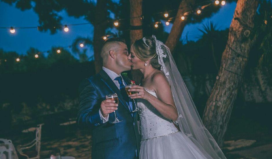 La boda de Victor y Ruth en Mutxamel, Alicante
