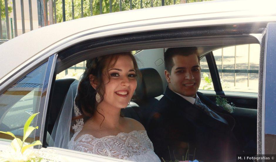 La boda de Josué y Miriam en Los Palacios Y Villafranca, Sevilla