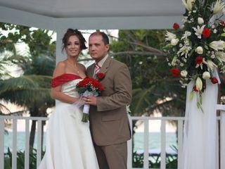 La boda de Sidarta y Juan