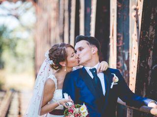 La boda de Rebeca y Cristian