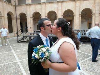 La boda de Natividad Sánchez-Escribano Puerto  y Jaume Darius Ramón Maura