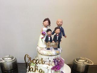 La boda de Yana y Oscar 3