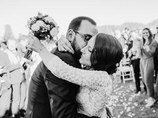 La boda de Adriana y Joel