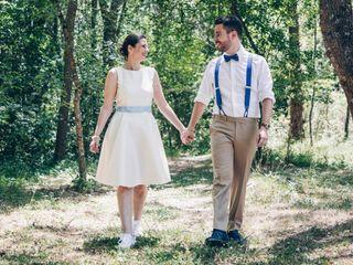 La boda de Maria y Diego
