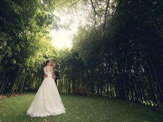 La boda de Iria y Viti