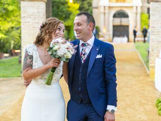 La boda de Victor y Silvia