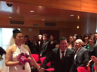 La boda de Nerea y Javier 1