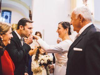 La boda de Toñi y Fran 2