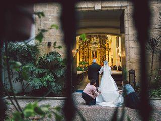 La boda de Toñi y Fran 3