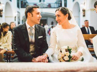 La boda de Toñi y Fran