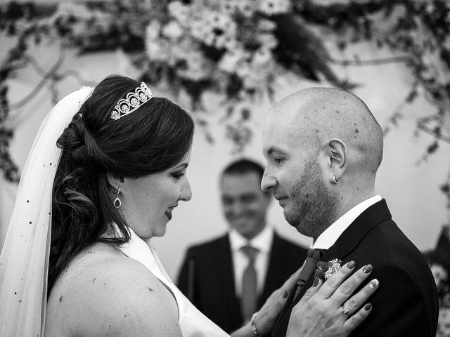 La boda de Patricia y John