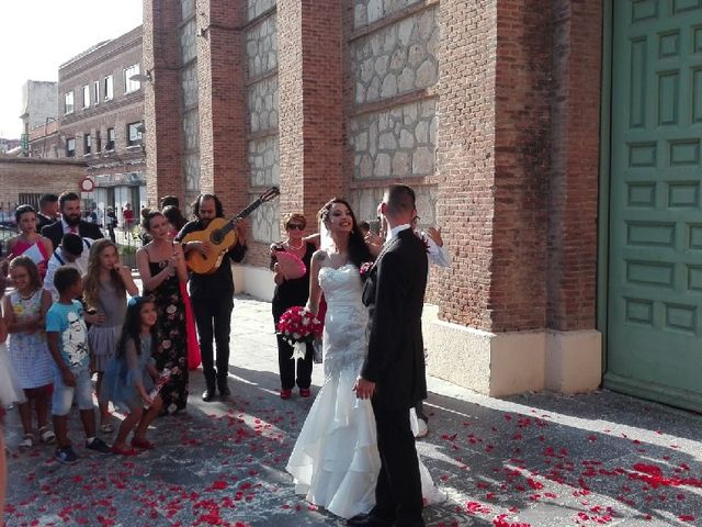La boda de Jero  y Ana  en Parla, Madrid 1