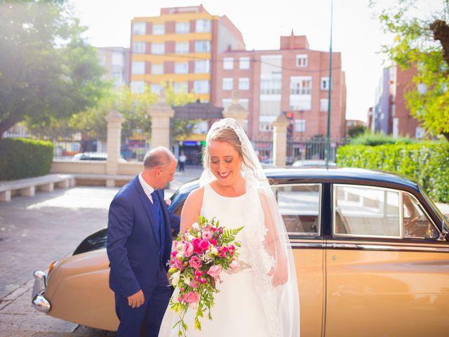 La boda de Francisco y Silvia en Valladolid, Valladolid 18