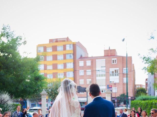 La boda de Francisco y Silvia en Valladolid, Valladolid 24