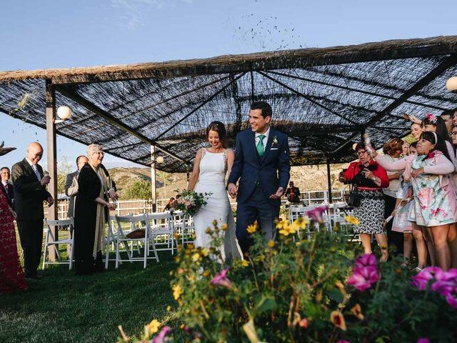 La boda de Clara y Mario