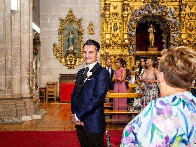 La boda de Cristian y Rebeca en Herrera De Duero, Valladolid 36
