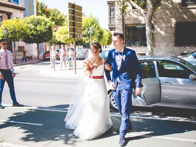 La boda de Cristian y Rebeca en Herrera De Duero, Valladolid 37
