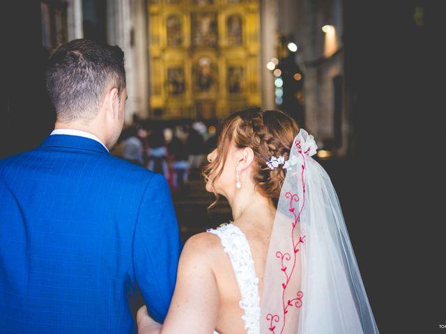 La boda de Cristian y Rebeca en Herrera De Duero, Valladolid 38