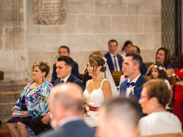 La boda de Cristian y Rebeca en Herrera De Duero, Valladolid 39