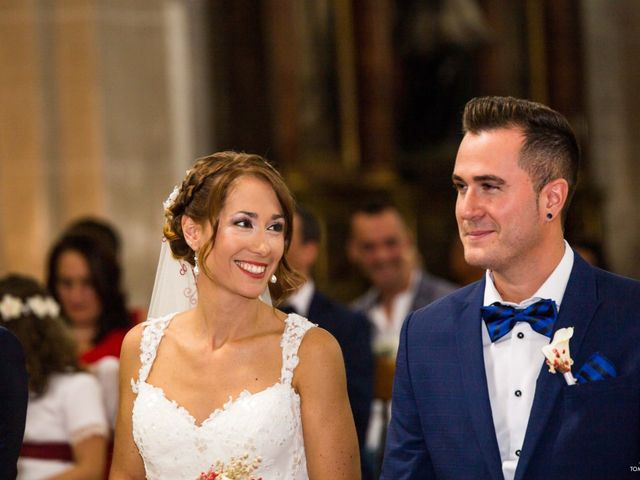 La boda de Cristian y Rebeca en Herrera De Duero, Valladolid 41
