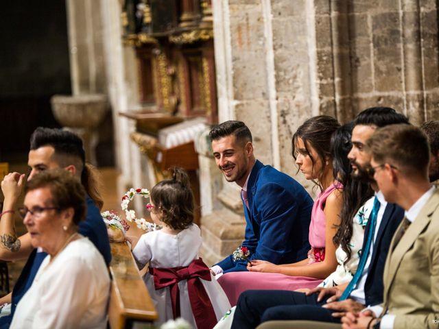 La boda de Cristian y Rebeca en Herrera De Duero, Valladolid 42