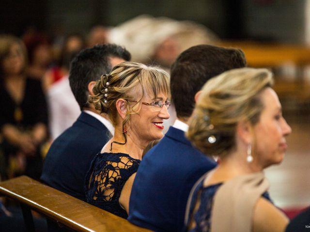 La boda de Cristian y Rebeca en Herrera De Duero, Valladolid 44