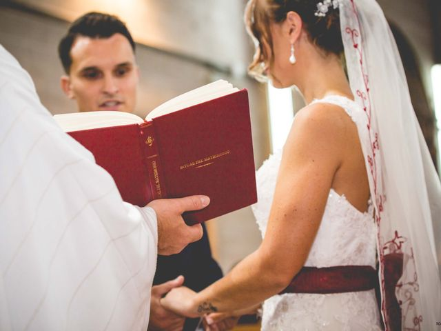 La boda de Cristian y Rebeca en Herrera De Duero, Valladolid 45