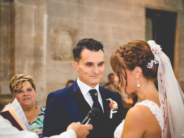 La boda de Cristian y Rebeca en Herrera De Duero, Valladolid 46