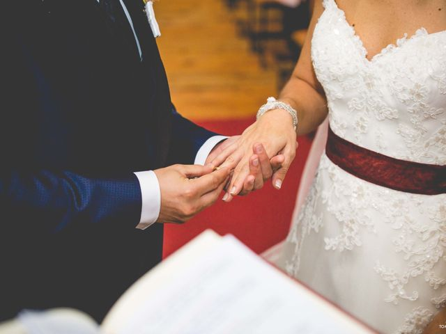 La boda de Cristian y Rebeca en Herrera De Duero, Valladolid 48