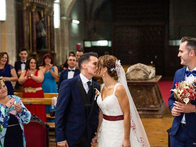 La boda de Cristian y Rebeca en Herrera De Duero, Valladolid 54