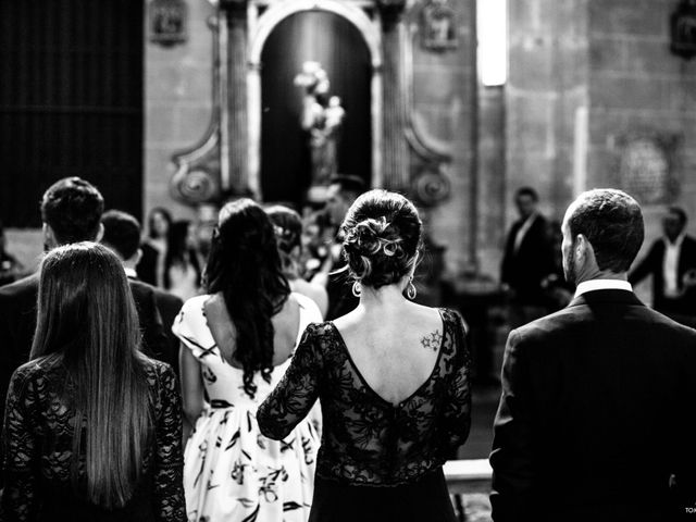 La boda de Cristian y Rebeca en Herrera De Duero, Valladolid 56