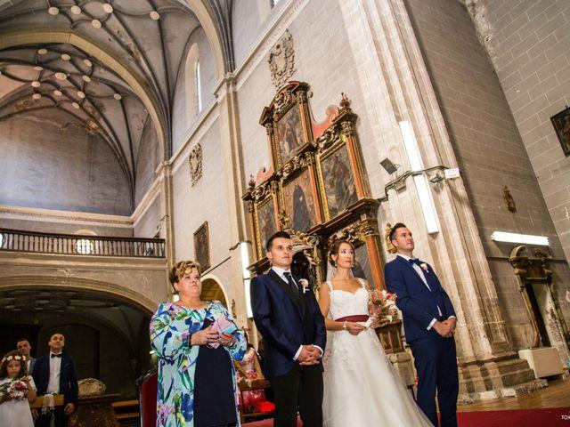 La boda de Cristian y Rebeca en Herrera De Duero, Valladolid 58