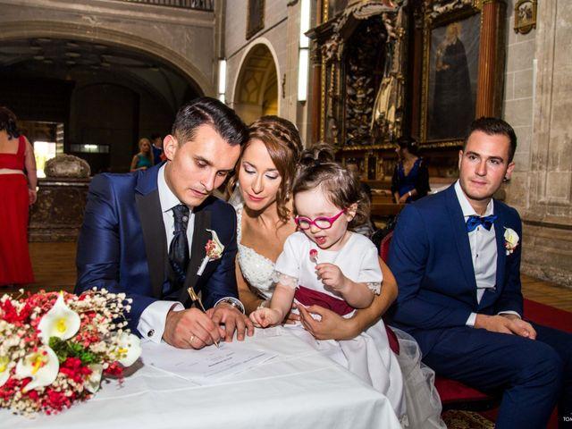 La boda de Cristian y Rebeca en Herrera De Duero, Valladolid 61