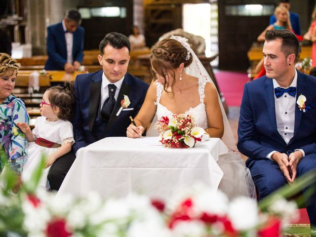 La boda de Cristian y Rebeca en Herrera De Duero, Valladolid 62