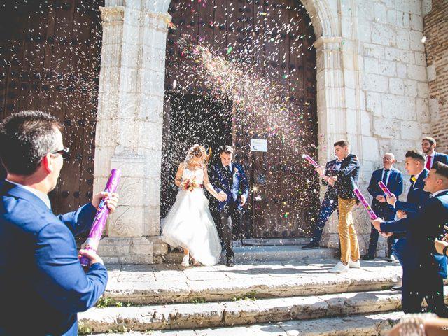 La boda de Cristian y Rebeca en Herrera De Duero, Valladolid 63