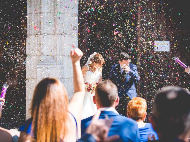 La boda de Cristian y Rebeca en Herrera De Duero, Valladolid 64