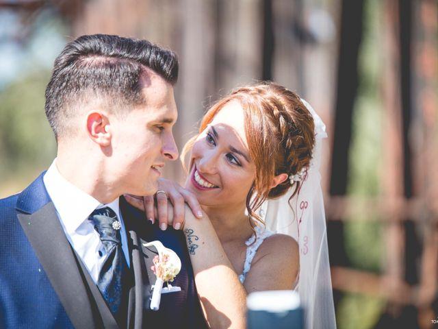 La boda de Cristian y Rebeca en Herrera De Duero, Valladolid 68